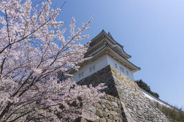 坤櫓(明石公園)